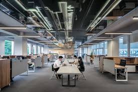 Free office space Interior Man And Woman Sitting On Table Unsplash Office Space Pictures Download Free Images On Unsplash