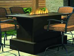 charming bar height fire pit table set images best image engine dining