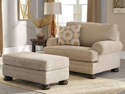 benchcraft quarry hill chair and a half ottoman item number 3870123 14