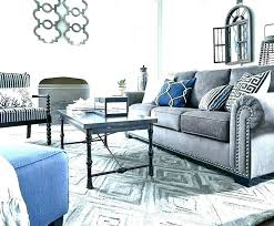blue grey sofa dark grey sofa room ideas leather couch decor sectional decorating large size of