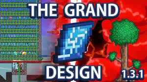 The Grand Design The Grand Design Terraria Item Tutorial 1 3 1