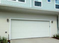 new amarr clica garage door installed on a beautiful new home in avalon in jacksonville beach