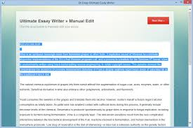 essay writer software auto assignment writer dr essay manual edit