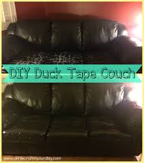 Duct tape furniture Bed Diyducktapecouch Little Craft In Your Day Diy Duck Tape Couch Little Craft In Your Day
