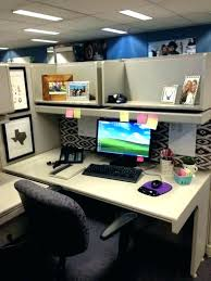 ideas for decorating office cubicle. Ideas To Decorate Office Cubicle Desk Decoration  For Home Decorating