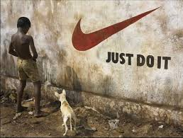 visual argument nike advertisement just do it abailey what is the basic argument what is the claim the position or the point of view proposed in the text you are examining