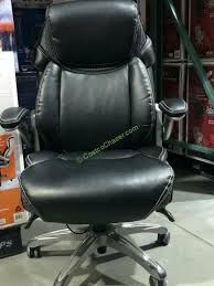 costco office chair review true innovations bonded leather manager office chair costco office furniture reviews