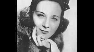 Doris Rhodes – Let There Be Love, 1940 - YouTube