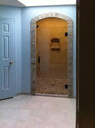 frameless single shower doors. Fine Frameless Frameless Single Shower Door In Doors