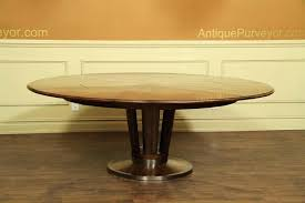 round dining table with self storing leaves large size modern round to dining table with self round dining table with self storing leaves