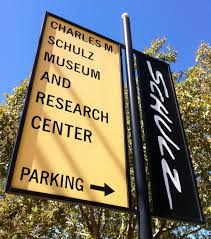 Image result for 2002 - In Santa Rosa, CA, the Charles M. Schulz Museum opened to the public.