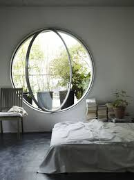 Floating Bed Company View In Gallery Large Round Window With