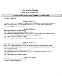 Agenda Format Sample Examples Of Agenda Template Stephhammer Co
