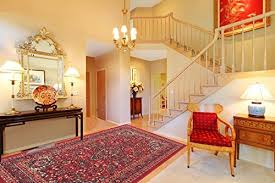 this beautiful brand new ottohome collection rug with soft rich color palette offers a durable stain resistant and low