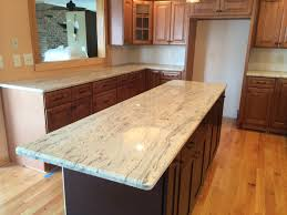White Spring Granite Kitchen Granite And Stone Creek Ventures Llc