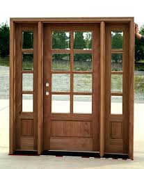 patio door with sidelights glass three panel doors side panels french sidelites venting wit