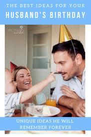 lots of fun creative birthday ideas for husband