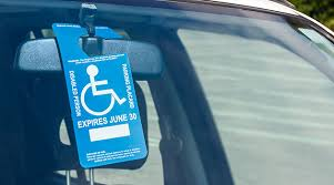 Dmv Disability Placards org Qualifications For amp; Plates License Y7UxPO