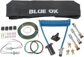 etrailer com blue ox 7 pin to 6 pin wiring diagram accessories and parts blue ox bx88231