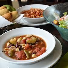 photo of olive garden italian restaurant langhorne pa united states homemade minestrone