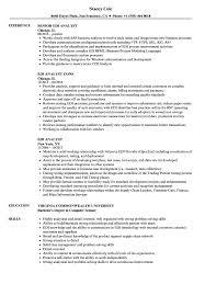 Edi Administrator Sample Resume Edi Analyst Resume Samples Velvet Jobs 10