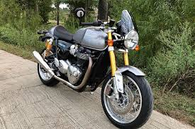 triumph thruxton 1200 r 2016on dart classic fly screen