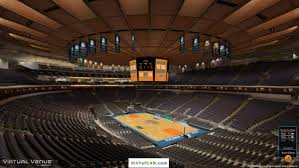 madison square garden seating chart view from section 201