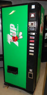 Vintage 7up Vending Machine For Sale Fascinating Vintage Soda Machines
