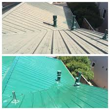 has your metal roof lost its er