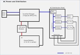 boat inverter wiring diagram bioart me RV Electrical Wiring Diagram amazing marine inverter charger wiring diagram best image