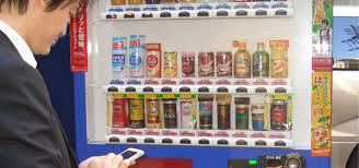 Beer Vending Machine Japan Delectable In Japan Vending Machine Dispenses Beer And Wifi Springwise
