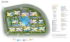 Palms 2 Bedroom Suite Coco Palms At Pasir Ris Grove By Cdl Coco Palms Floor Plans