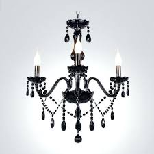 chandelier with black crystals jet black 3 light crystal black chandelier replacement crystals black chandelier with