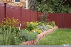 Vinyl Color Fence Long Island Vinyl Privacy Fence
