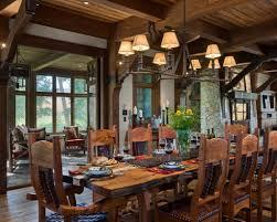rustic dining room light. Image Of: Rustic Dining Room Decor Ideas Light C