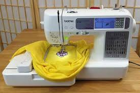 Sewing Machine For Lettering Embroidery
