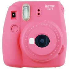 <b>Fujifilm Instax Mini</b> 9 Instant Camera, Flamingo <b>Pink</b> | Staples.ca