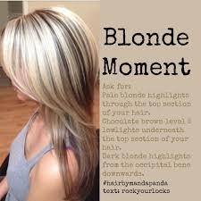 Makeup Pale Blondedark Hair Blonde Highlightsplatinum