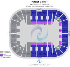 Eagle Bank Arena Seating Chart Disney On Ice Eaglebank Arena Tickets Eaglebank Arena Seating Charts