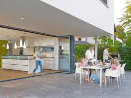 opening that slides or lifts up to completely disappear into a track in a neighboring wall lift sliders are often more costly than typical patio doors