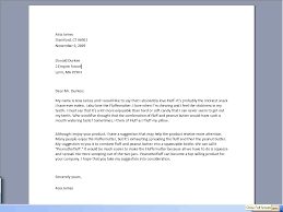 How Do You Format A Business Letter Gallery - Letter Samples Format