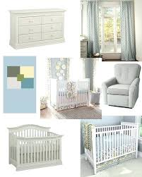 neutral safari nursery bedding grey and white closed which gender