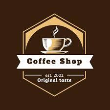 coffee shop logos. Perfect Shop Coffee Shop Logo Vector Intended Logos