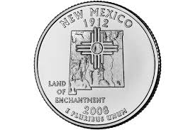 New Mexico Quarter Design Facts About The New Mexico State Quarter