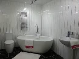 pvc bathroom wall panels b q epic tile effect