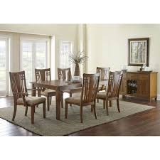 steve silver company larkin dining table with leaf