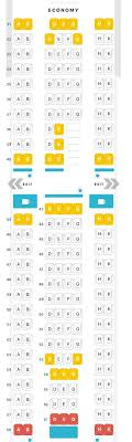 Lufthansa Seating Chart A340 600 Definitive Guide To Lufthansa U S Routes Plane Types
