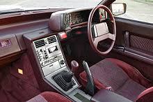 mazda rx7 1985 interior. cosmo twodoor coupe interior 1986 mazda 929 rx7 1985