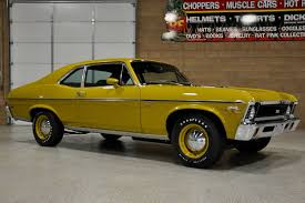 1972 Chevrolet Nova 'SS' | Red Hills Rods and Choppers Inc. - St ...