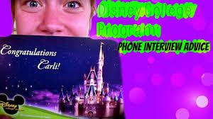 disney college program phone interview process tips and advice disney college program phone interview process tips and advice